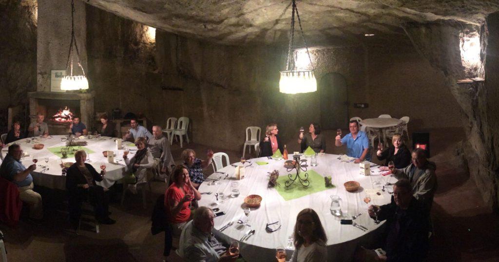 Дегустация французских блюд и вин
