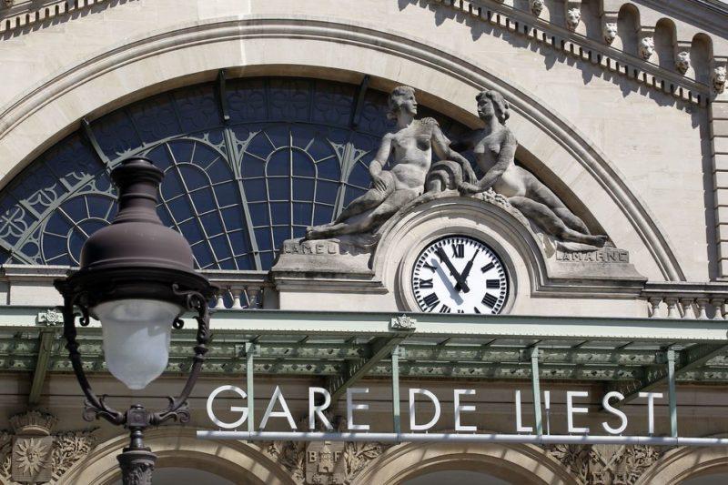 Восточный вокзал Парижа, 10-й округ