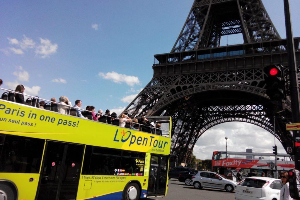 Автобусные туры во Францию