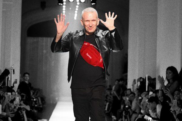 Jean Paul Gaultier показ