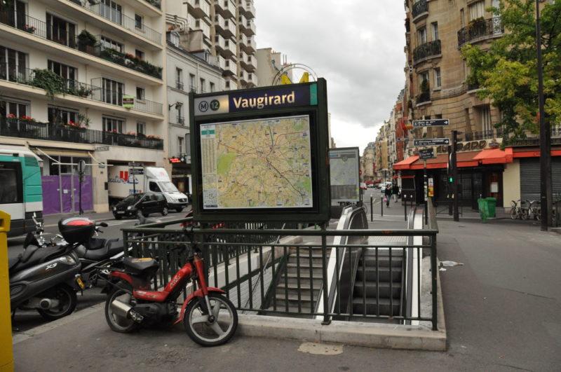 Вожирар, 15-й округ Парижа