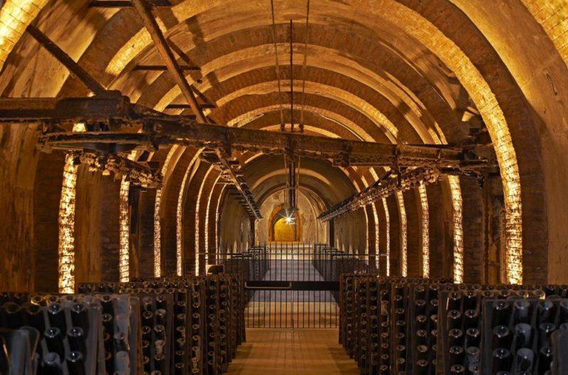 Дом Шампанского в Реймсе