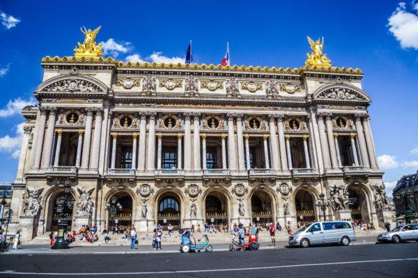 Опера Гарнье фото