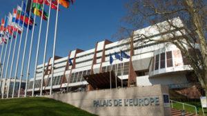 Совет Европы, Страсбург