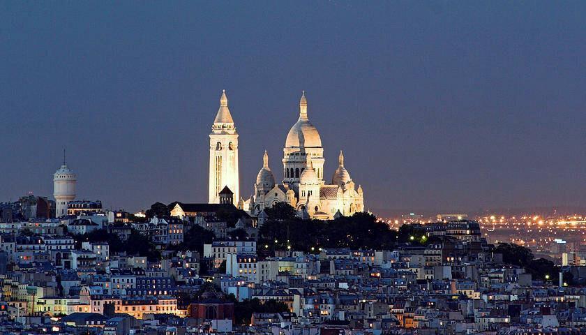 Монмартр, 18-й округ Парижа