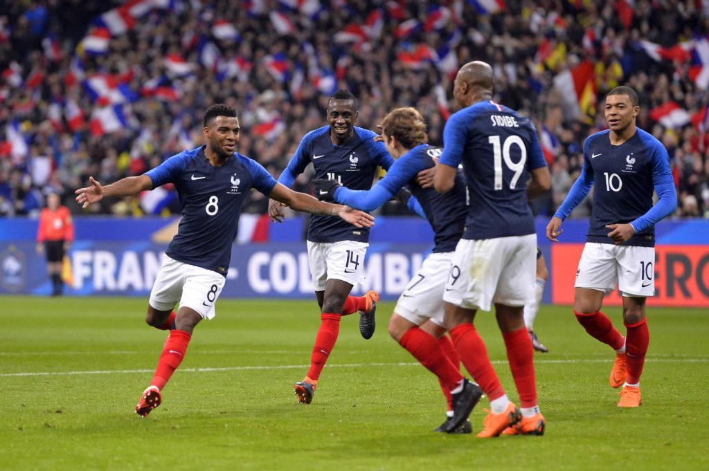 Сборная Франции футбол ЧМ