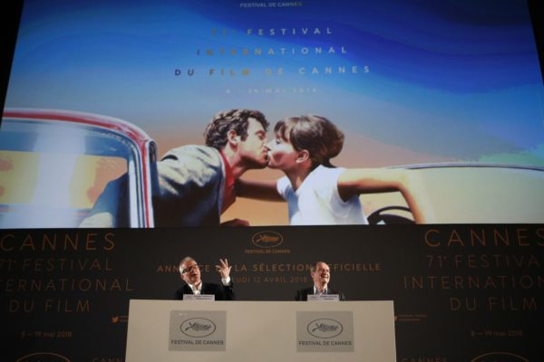 Каннский кинофестиваль 2018