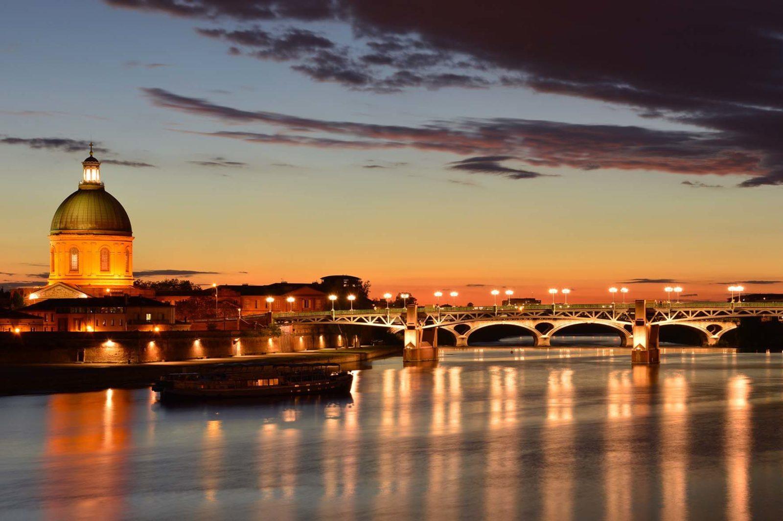 Тулуза, Франция