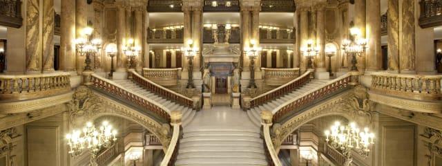 Опера Гарнье Париж экскурсия