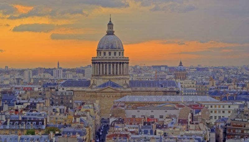 Пантеон, 5-й округ Парижа