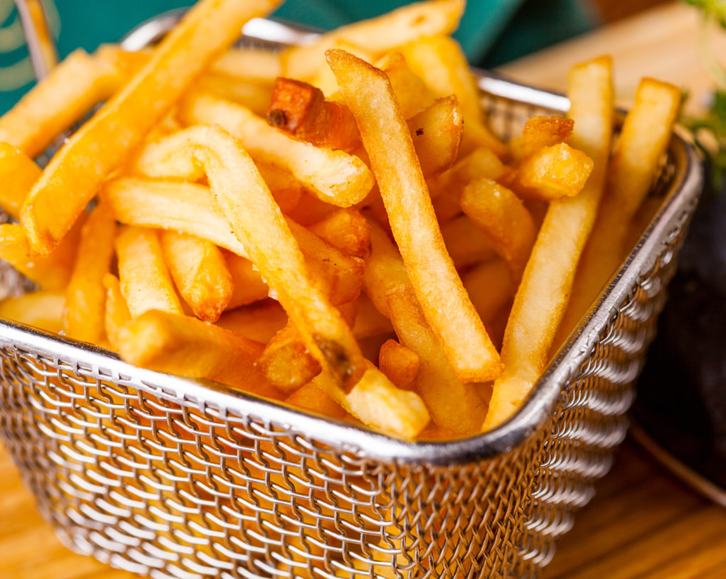 Французский картофель фри