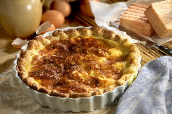 Пирог с сыром Маруаль