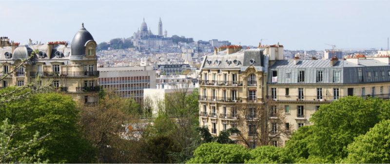 19 округ Парижа – Бют-Шомон — Buttes-Chaumont