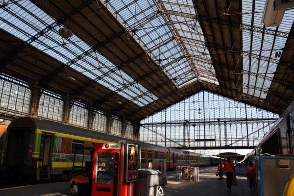 Вокзал Аустерлиц Gare d'Austerlitz