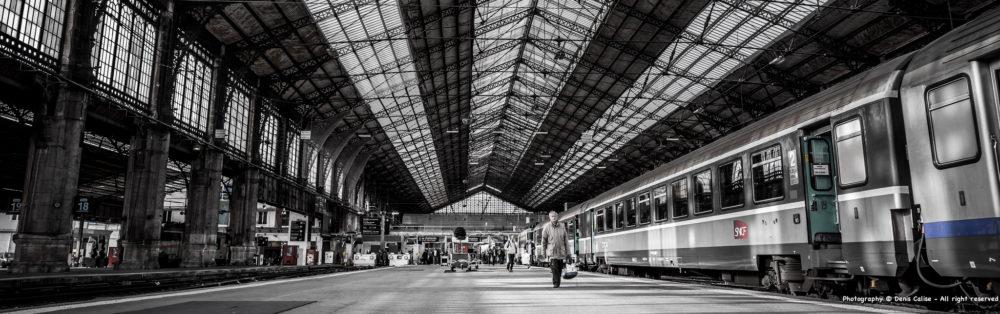 Вокзал Аустерлиц Париж