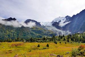 Французский регион Овернь - Рона - Альпы