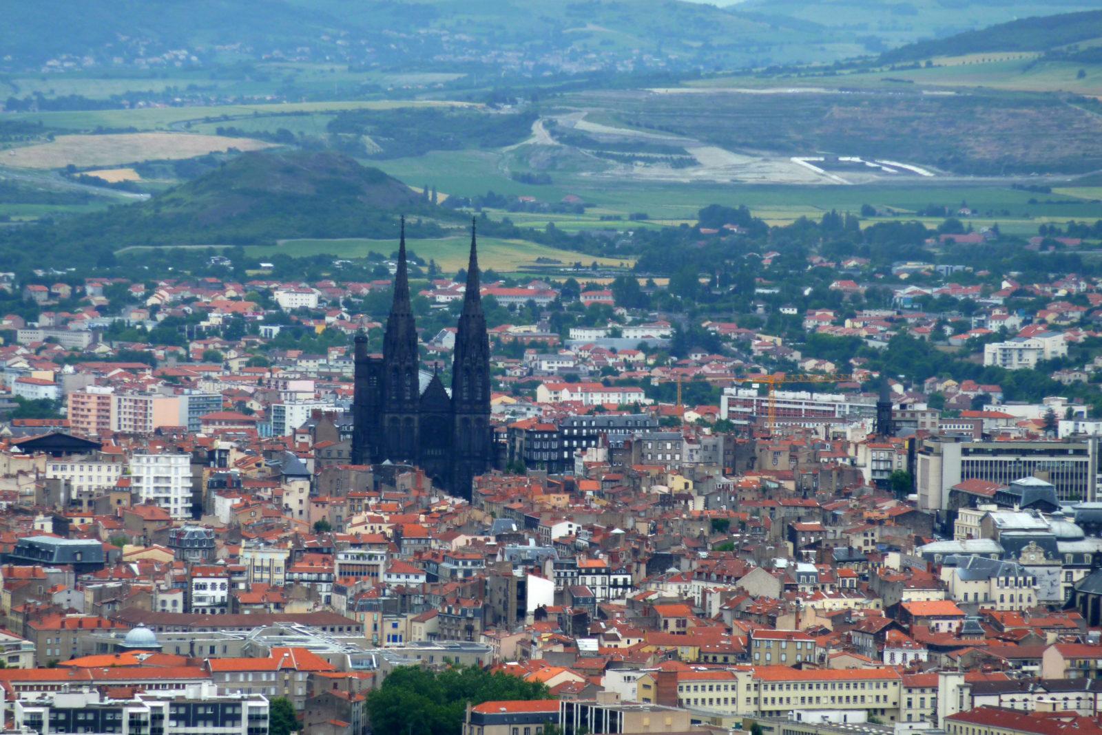 Клермон-Ферран (Clermont-Ferrand)