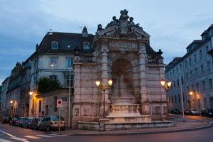 Безансон, Франция