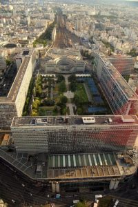 Парижский сад Атлантики