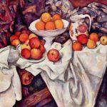 """Сезанн, """"Яблоки и апельсины"""""""