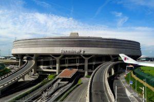 Аэропорт Руасси Шарль де Голль