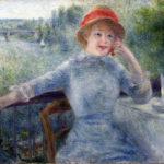 "Ренуар, ""Portrait d'Alphonsine Fournaise"""