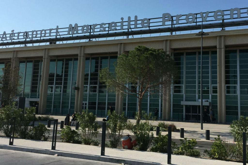 Марсель Прованс аэропорт