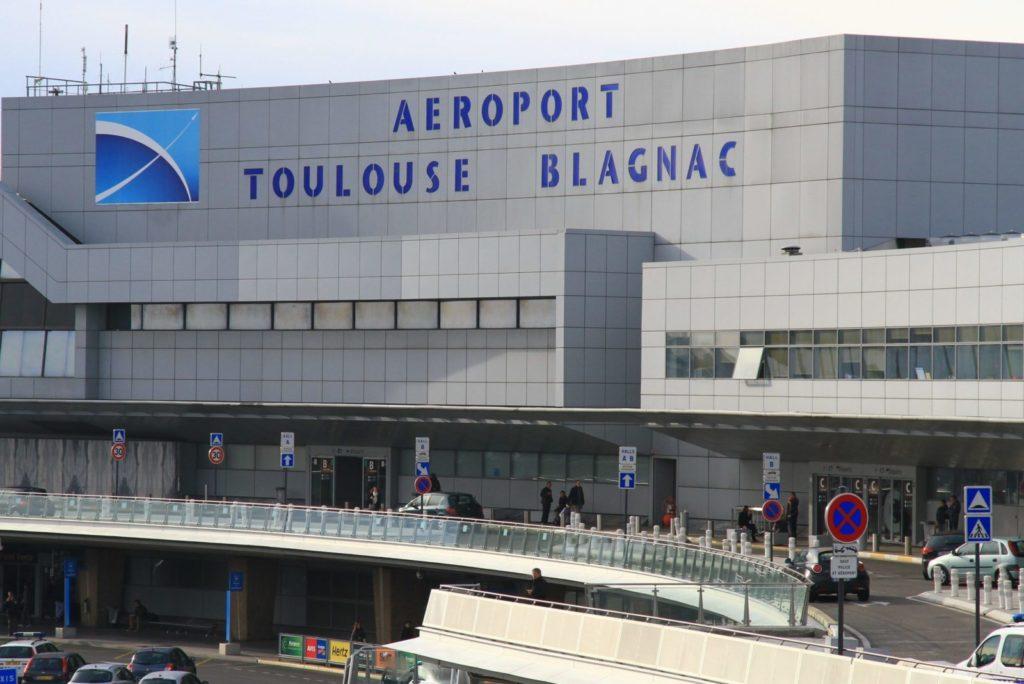 Аэропорт Тулуза-Бланьяк