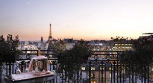 Отель Бальзак в Париже