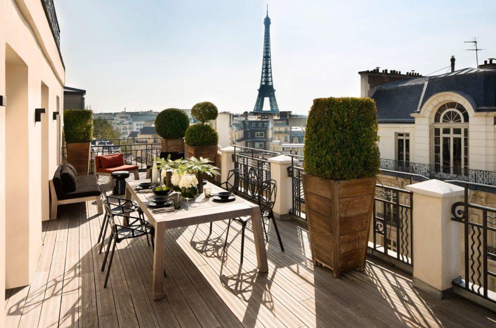 Hôtel Marignan Champs-Elysées*****