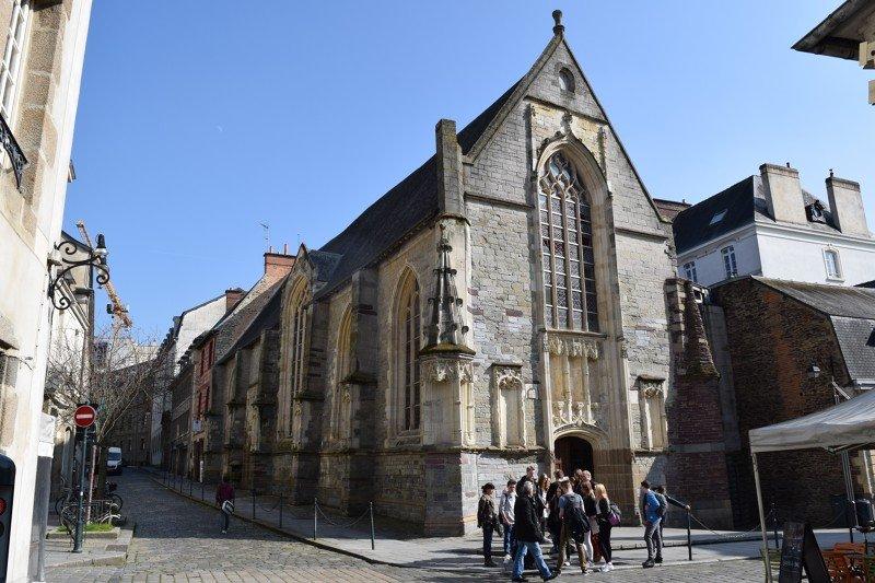 Церковь Сен-Ив, Ренн