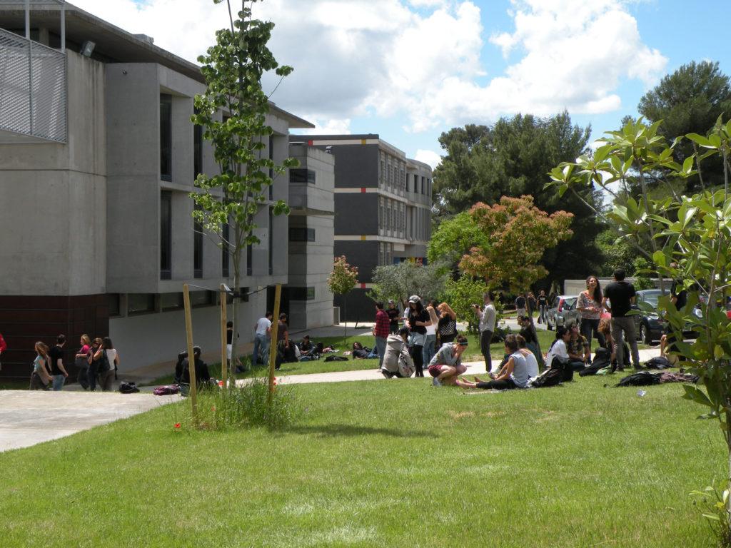 Университет Монпелье, Франция