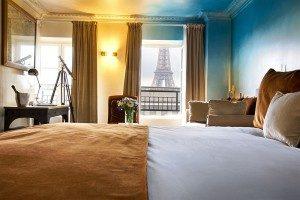 Отель Eiffel Trocadéro в Париже