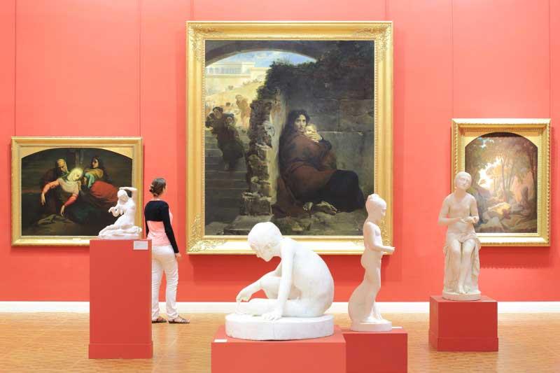 Музей изобразительных искусств в Ренне