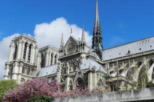 Соборы Парижа фото с названиями