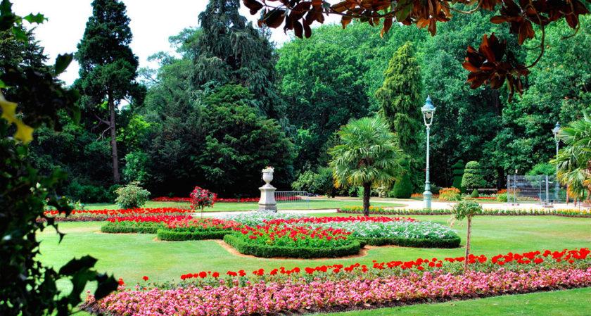 Парк и сады Табор, Ренн