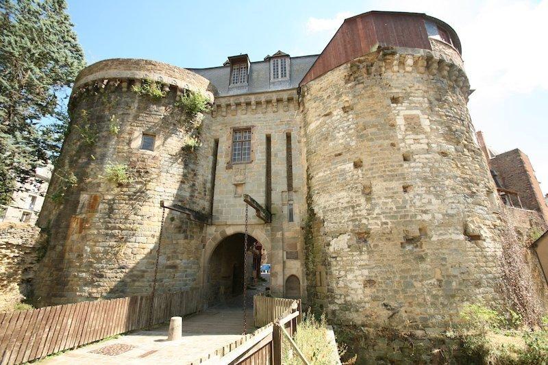 Ворота Морделез, Ренн, Франция