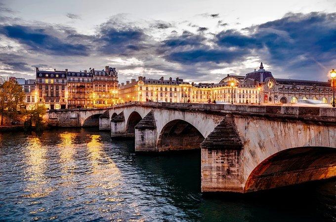 Париж - Иль-де-Франс