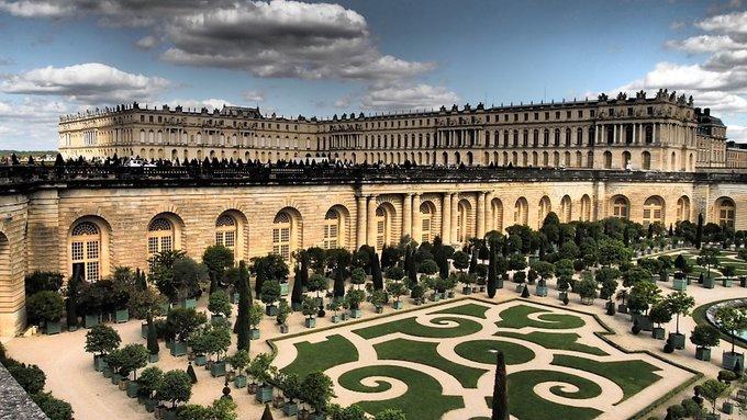 Достопримечательности Франции, Версаль