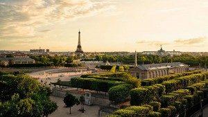 Отель Westin Paris