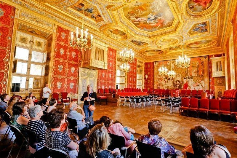 Парламент Бретани в городе Рен