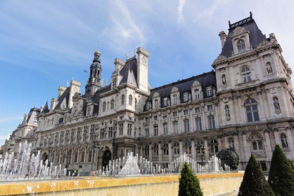 Отель-де-Виль Париж фото