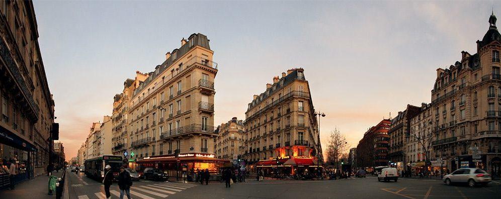 Бульвар Сен-Жермен в Париже