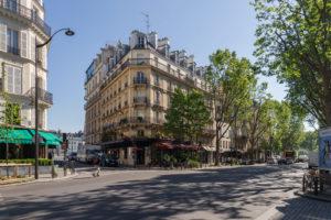 Бульвар Сен-Жермен Париж фото