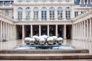 Королевский дворец (Palais Royal) в Париже