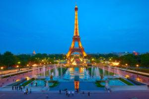 Трокадеро Париж фото
