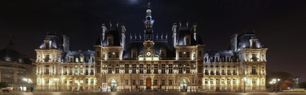 Отель-де-Виль, Париж, Франция