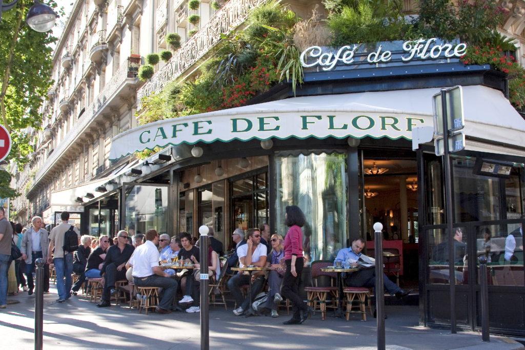 Кафе Флора фото