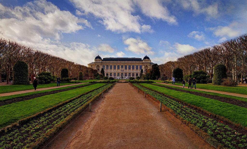 Сад растений, Париж
