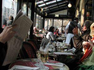 Кафе де Флор, Париж